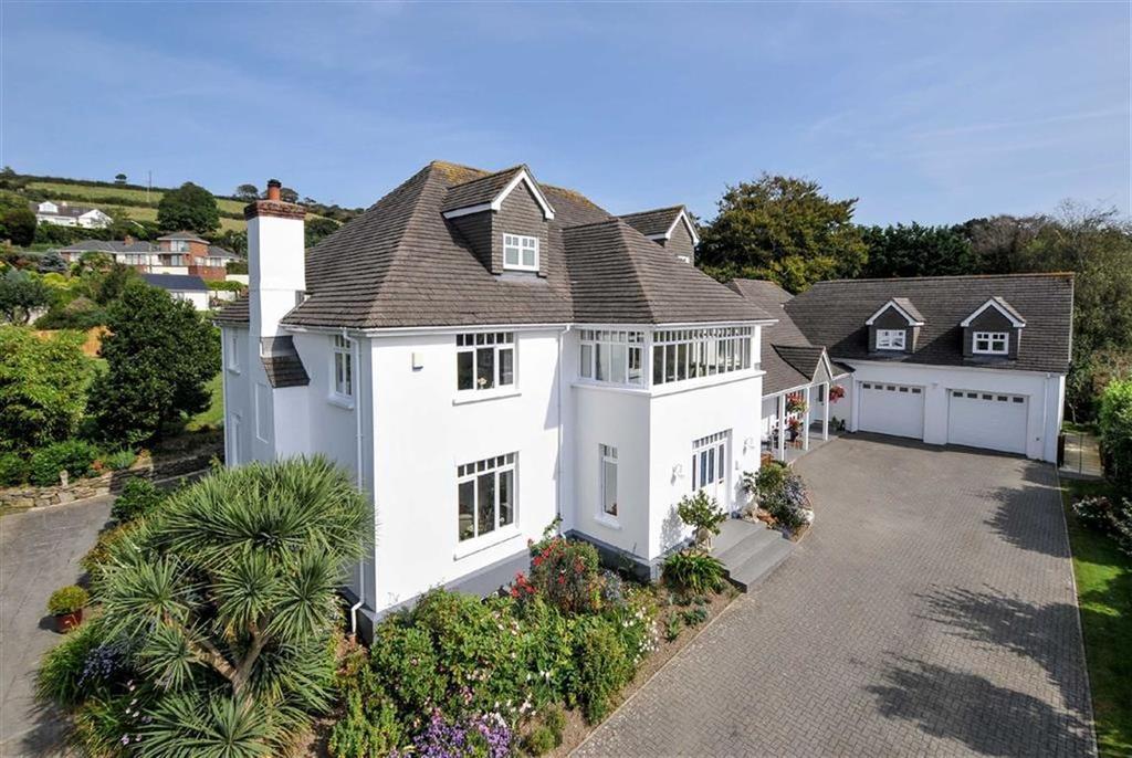 7 Bedrooms Detached House for sale in Seven Acres Park, Lower Park Road, Braunton, Devon, EX33