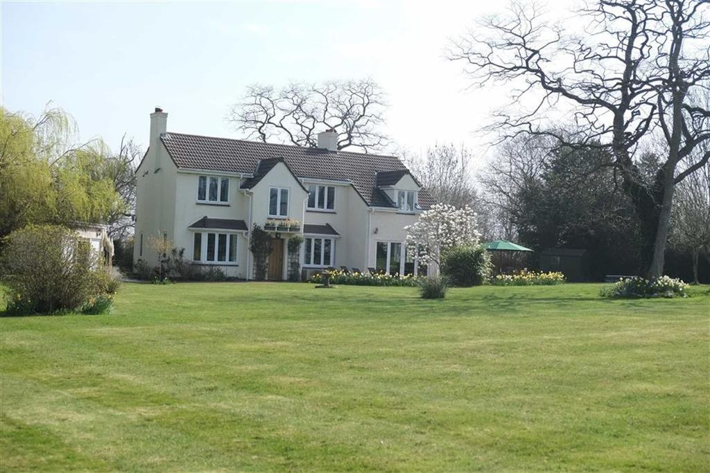 5 Bedrooms Detached House for sale in Church Road, Spaxton, Bridgwater, Somerset, TA5