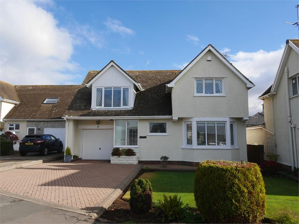 3 Bedrooms Detached House for sale in Minehead Avenue, Sully