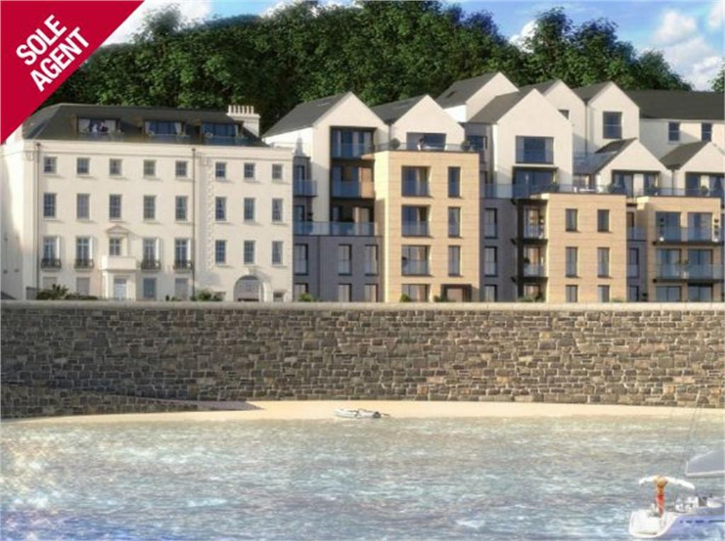 2 Bedrooms Flat for sale in 3 Carrick House, Havelet Waters, St Peter Port