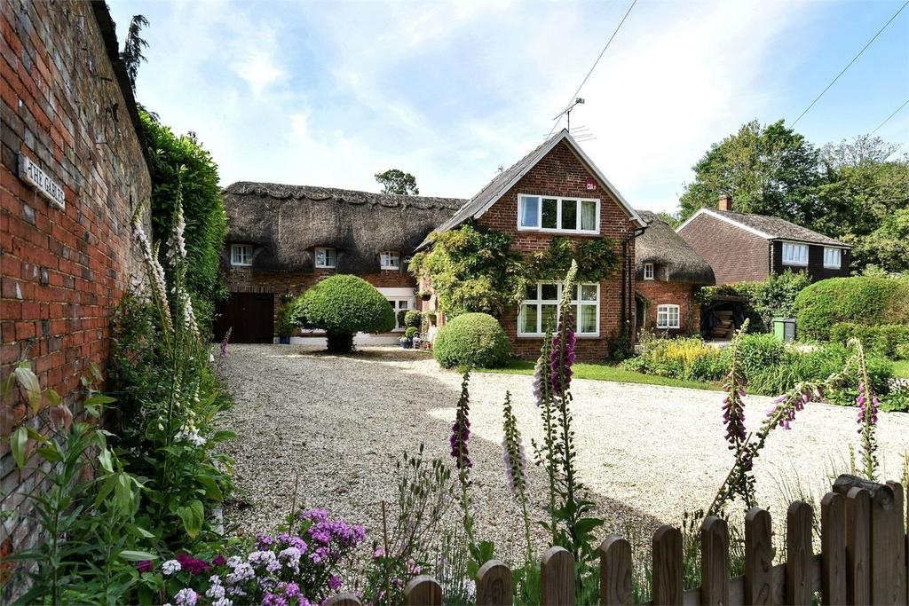 4 Bedrooms Semi Detached House for sale in Preston Candover, Hampshire