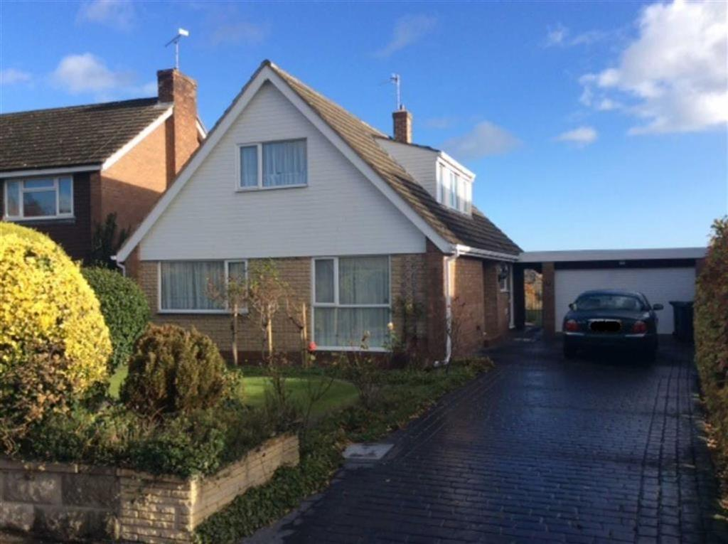 4 Bedrooms Detached House for sale in Andrew Crescent, Queens Park, Chester