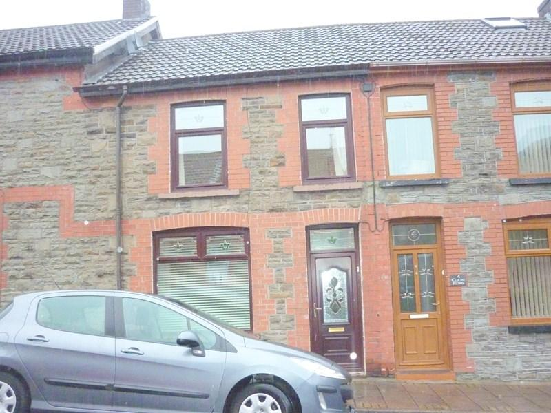 2 Bedrooms Terraced House for sale in Clare Road, Cwmparc, Treorchy