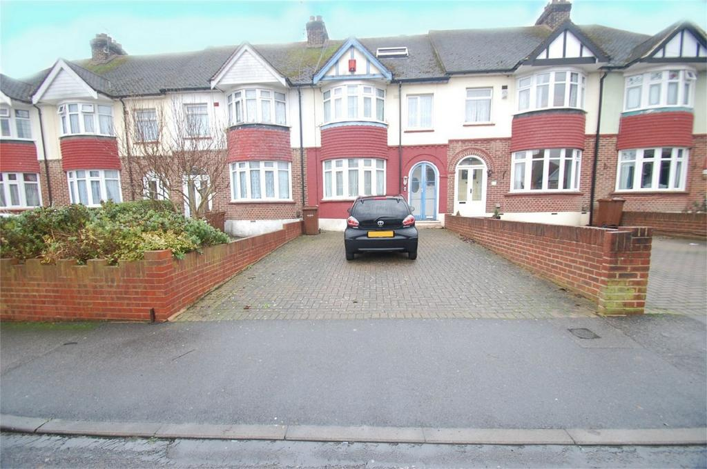 4 Bedrooms Terraced House for sale in Elmfield, Gillingham, Kent