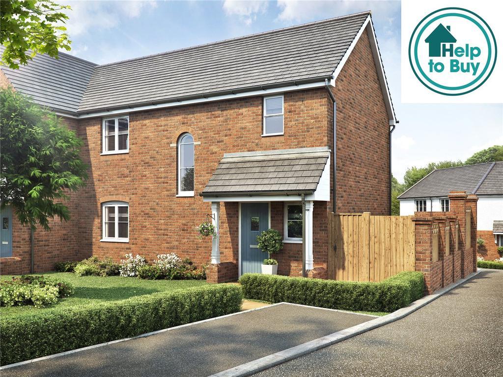3 Bedrooms Semi Detached House for sale in Kidderminster Road, Bromsgrove