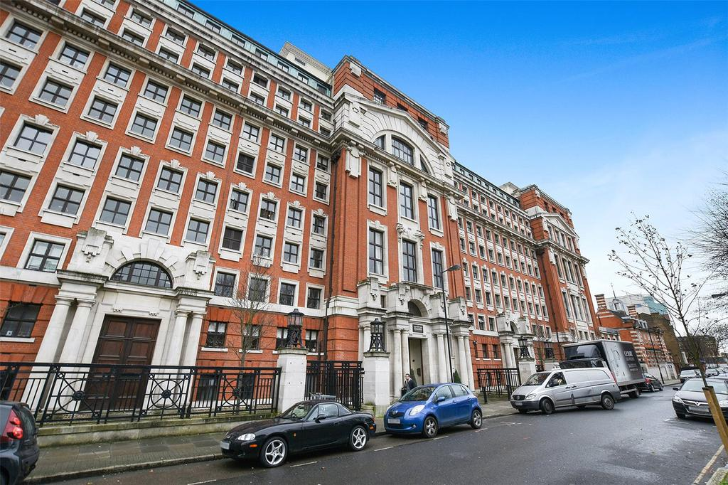 2 Bedrooms Flat for sale in The Beaux Arts Building, 10-18 Manor Gardens, London, N7