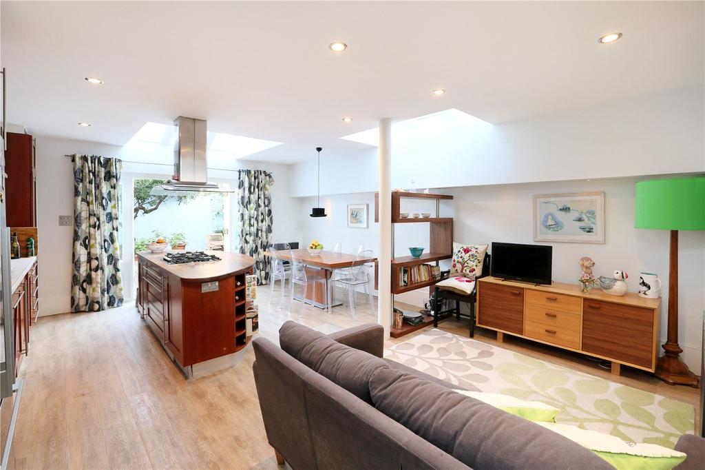 5 Bedrooms Terraced House for sale in Elthiron Road, Fulham, London, SW6
