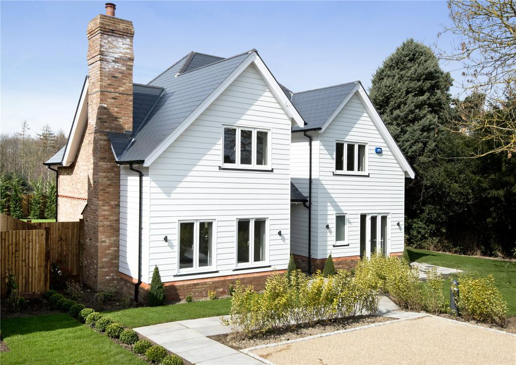 4 Bedrooms Detached House for sale in The Drift, Bromley, Kent, BR2