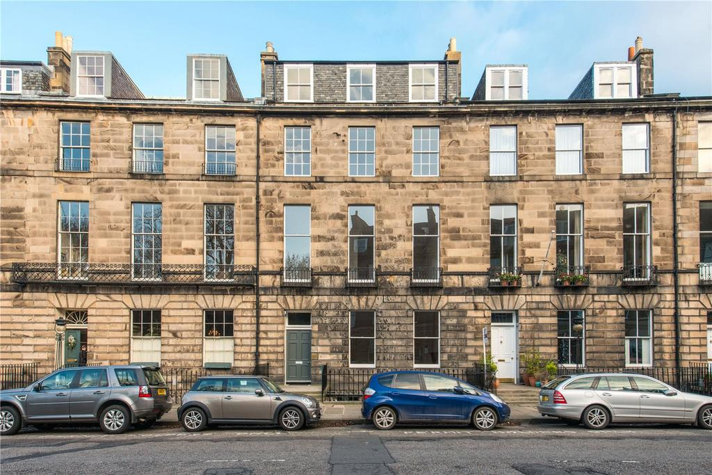 5 Bedrooms Terraced House for sale in 11 Abercromby Place, New Town, Edinburgh, EH3