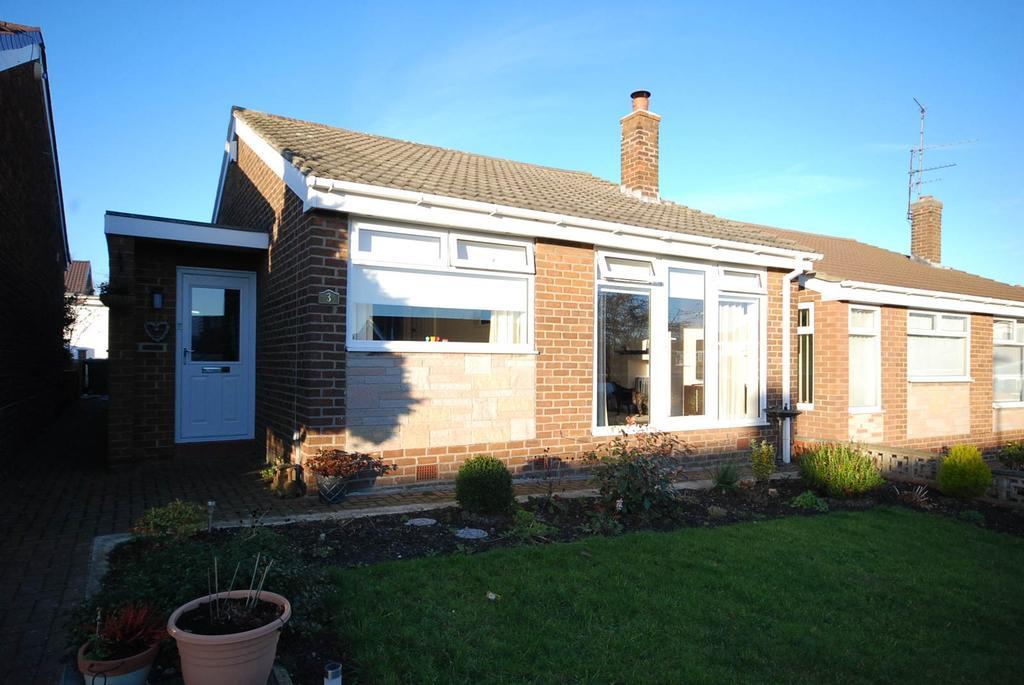2 Bedrooms Bungalow for sale in Ferndown Court, Wardley