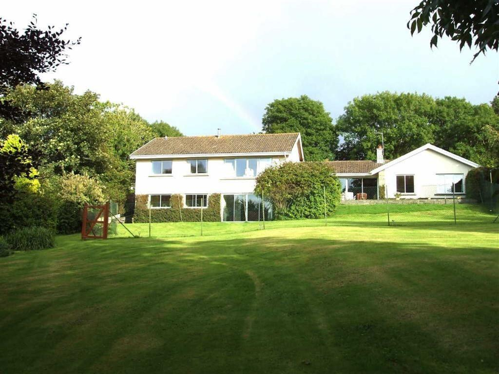 6 Bedrooms House for sale in Longstone, East Williamston, Tenby, Pembrokeshire, SA70
