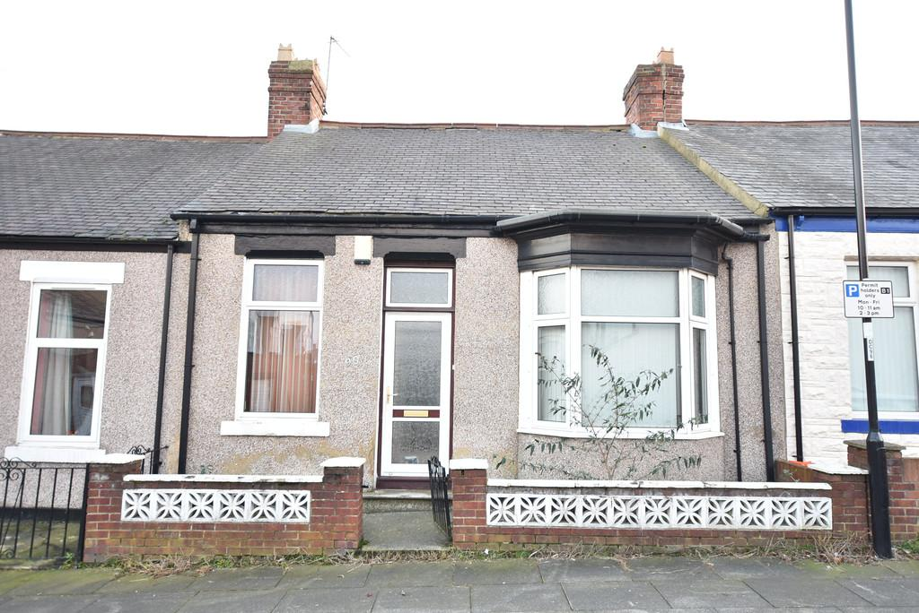 2 Bedrooms Terraced Bungalow for sale in General Graham Street, High Barnes