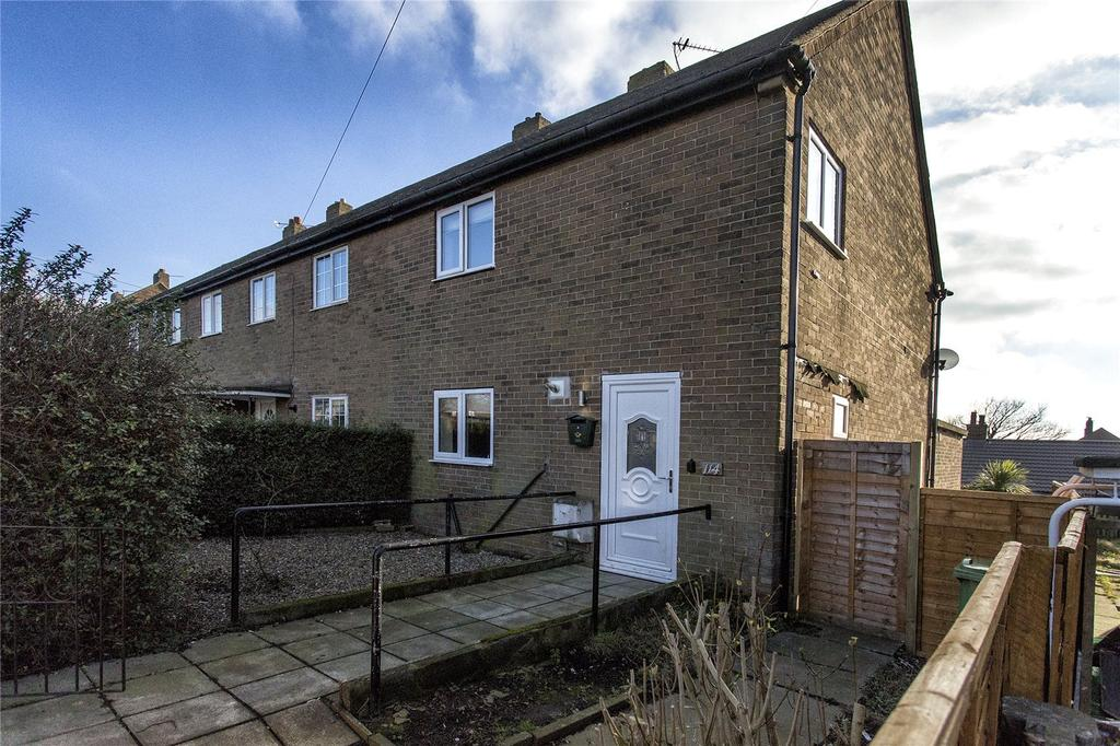 3 Bedrooms End Of Terrace House for sale in Smallwood Road, Shawcross, WF12