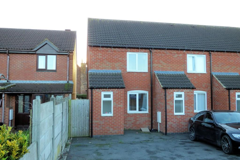 2 Bedrooms Terraced House for sale in Thorn Street, Woodville