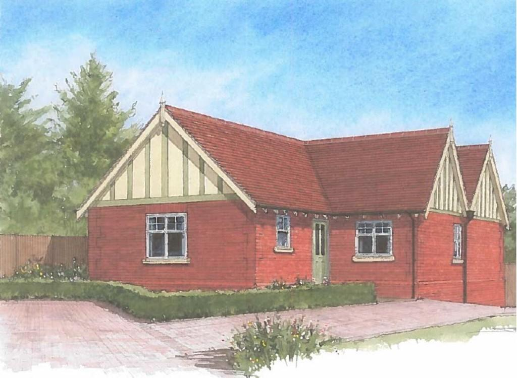 3 Bedrooms Detached Bungalow for sale in Chapel Lane, West Bergholt