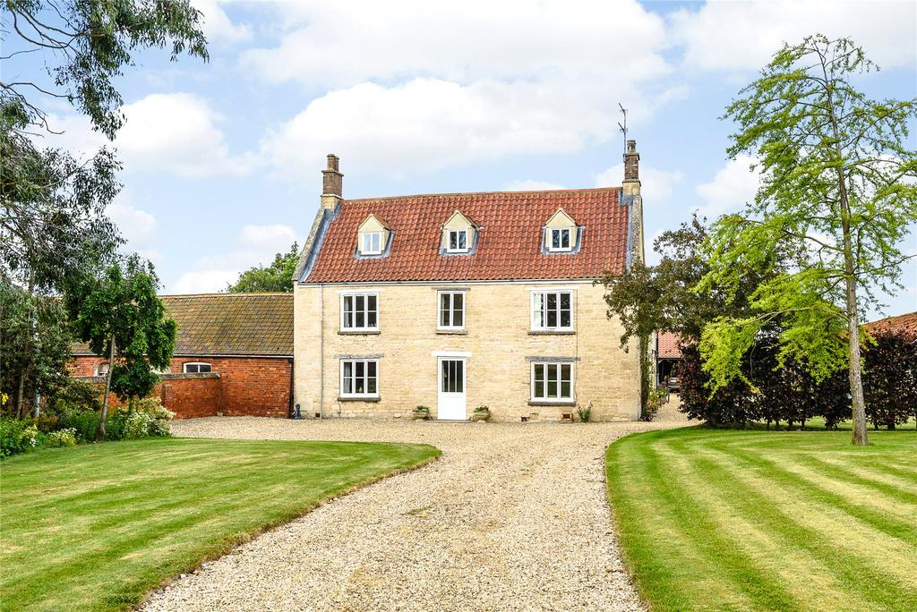 6 Bedrooms Detached House for sale in Osgodby, Grantham, Lincolnshire