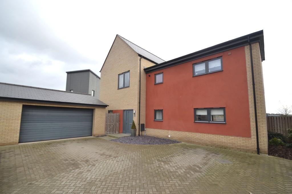 5 Bedrooms Detached House for sale in 3 Dunwich Close Ravenswood Ipswich