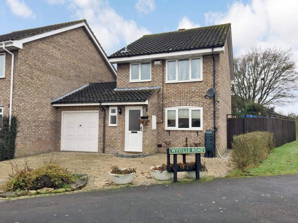 3 Bedrooms Link Detached House for sale in Wyville Road, Frome