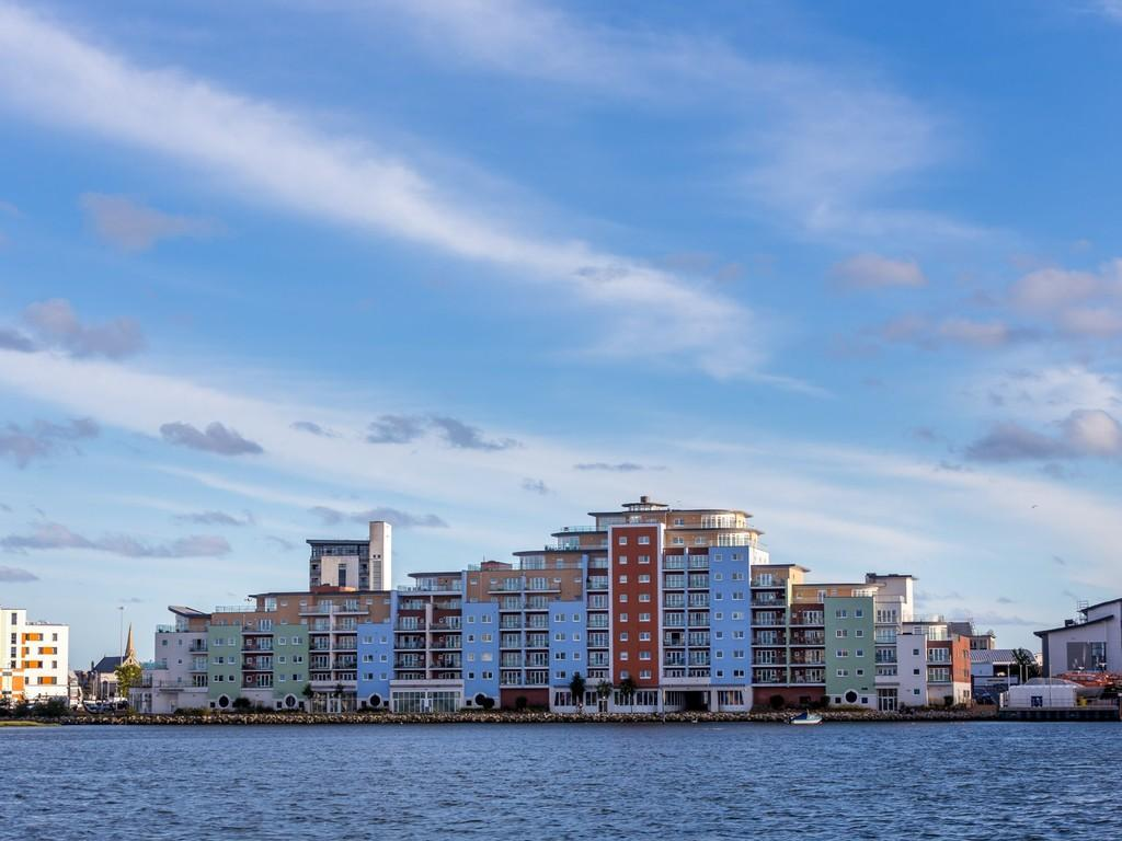 4 Bedrooms Apartment Flat for sale in Lifeboat Quay, Poole
