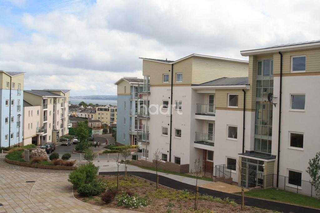 1 Bedroom Flat for sale in Edmonds Walk, Torquay