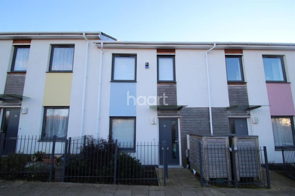 2 Bedrooms Terraced House for sale in Cowper Crescent, Colchester, CO4