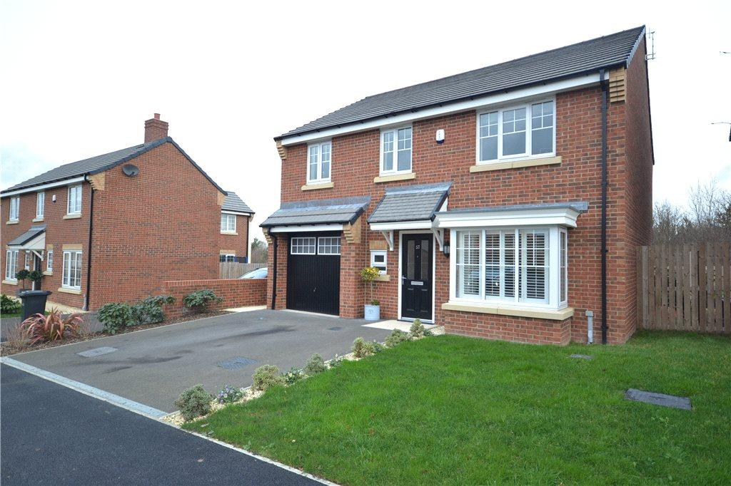 4 Bedrooms Detached House for sale in Bramble Close, Stainton, Middlesbrough, North Yorkshire
