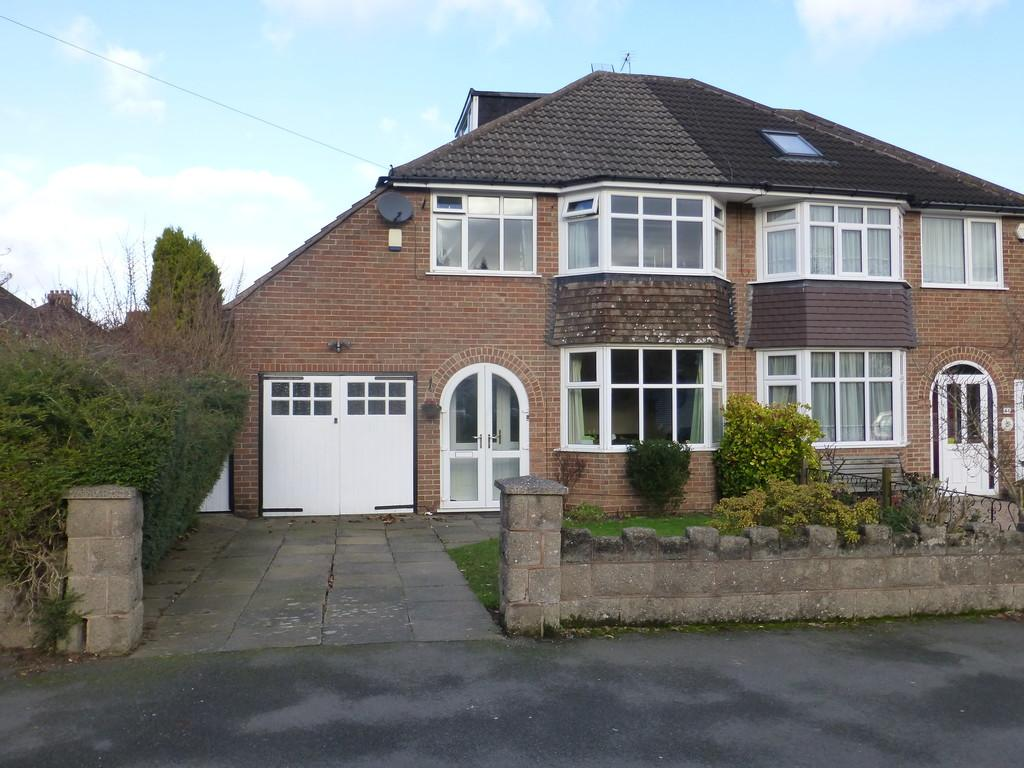 3 Bedrooms Semi Detached House for sale in Rodney Road, Solihull