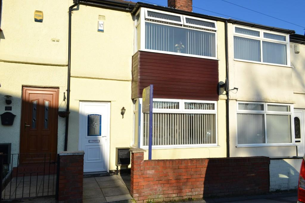 2 Bedrooms Terraced House for sale in Elephant Lane, Thatto Heath, St. Helens