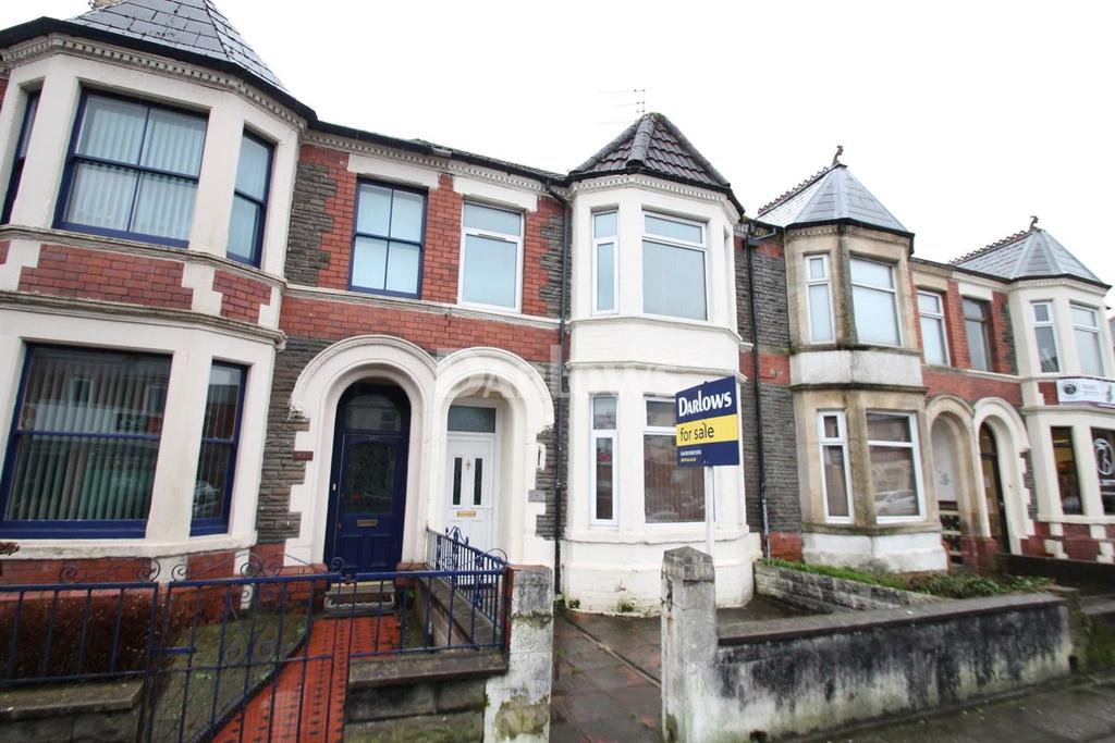 4 Bedrooms Terraced House for sale in Cowbridge Road East, Canton
