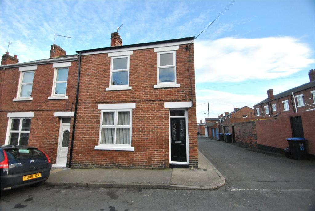 3 Bedrooms End Of Terrace House for sale in Oliver Street, Seaham, Co.Durham, SR7