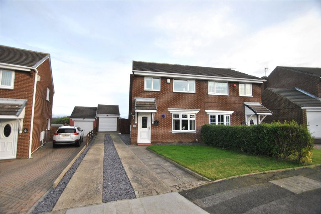 3 Bedrooms Semi Detached House for sale in Haverley Drive, Seaham, Co. Durham, SR7