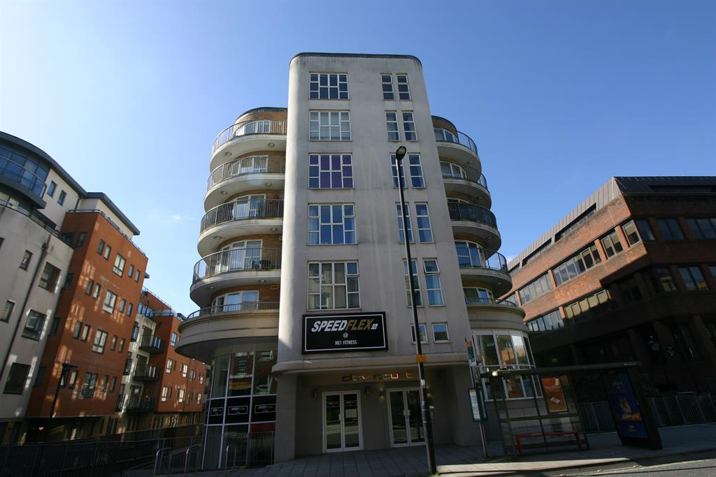 2 Bedrooms Apartment Flat for sale in Lower Canal Walk, Southampton, SO14 3HL