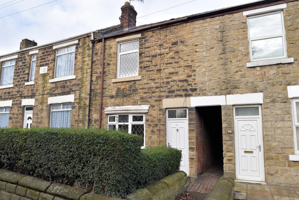 2 Bedrooms Terraced House for sale in Victoria Street, Mexborough