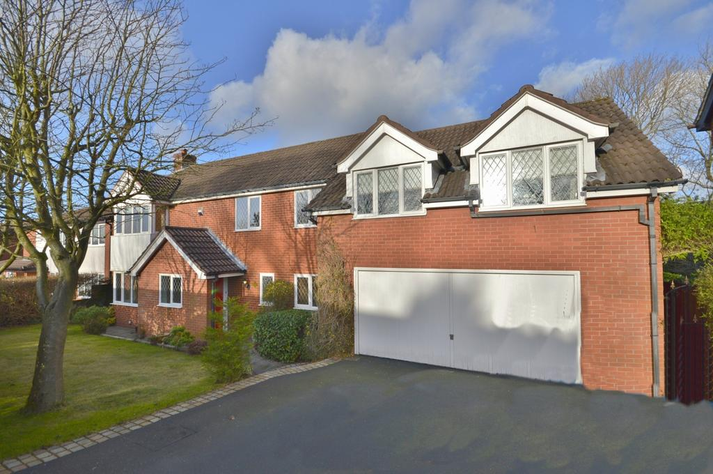5 Bedrooms Detached House for sale in Leighton Drive, Marple Bridge
