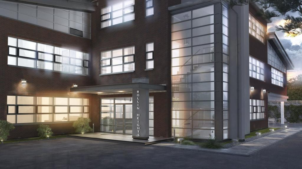 1 Bedroom Apartment Flat for sale in Macclesfield Road, Wilmslow