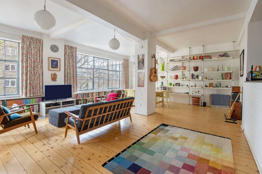 1 Bedroom Apartment Flat for sale in St John Street, EC1V