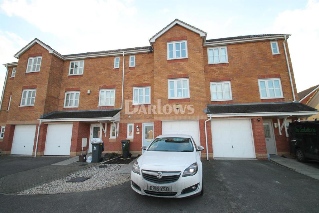 3 Bedrooms Terraced House for sale in Harrison Drive, St Mellons, Cardiff