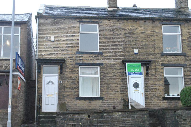 1 Bedroom End Of Terrace House for sale in Scarlet Heights, Queensbury, BD13 1BU