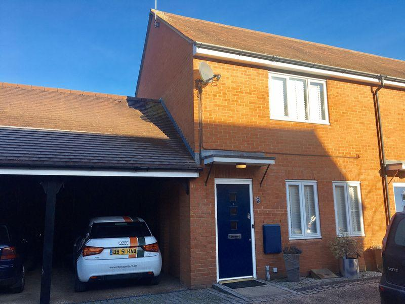 2 Bedrooms End Of Terrace House for sale in Alba Road, Harlow