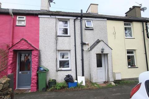 2 bedroom terraced house for sale - Llanllechid, Gwynedd