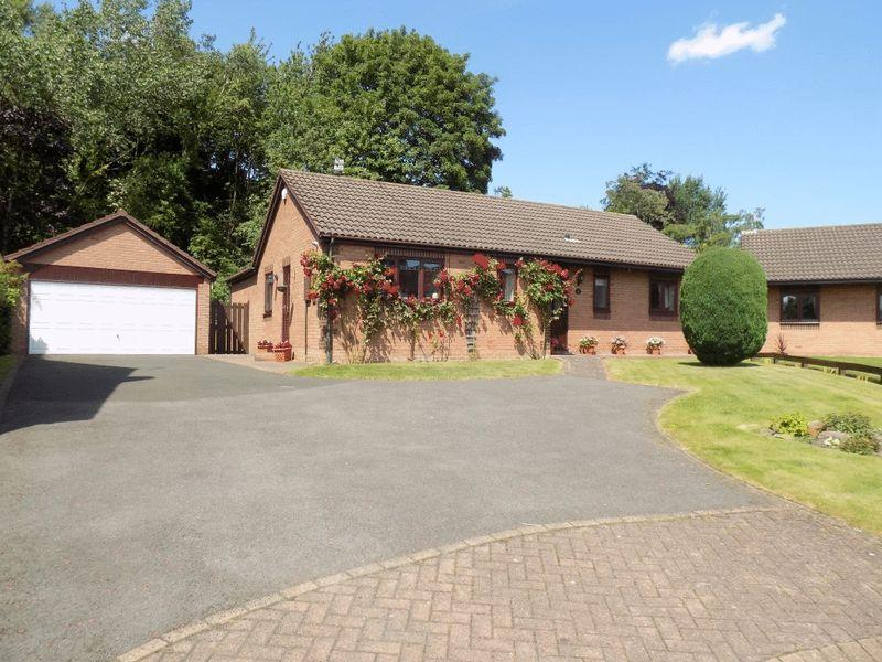 4 Bedrooms Bungalow for sale in Church Court, Bedlington