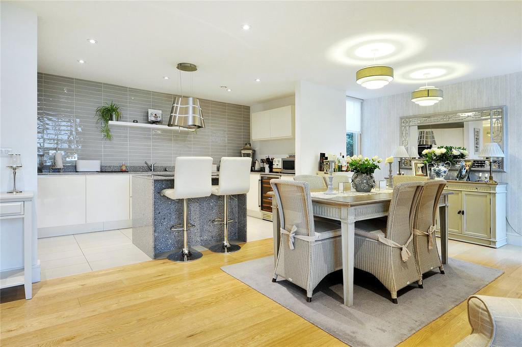 2 Bedrooms Flat for sale in Equus House, Granville Road, Bath, BA1