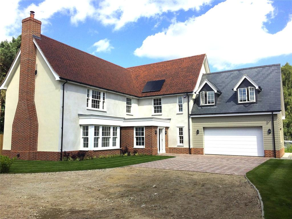 5 Bedrooms Detached House for sale in No 2 The Pines, Bucklesham Road, Ipswich, Suffolk, IP3