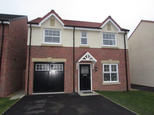 4 Bedrooms Detached House for sale in ABBEY GREEN, SPENNYMOOR, SPENNYMOOR DISTRICT