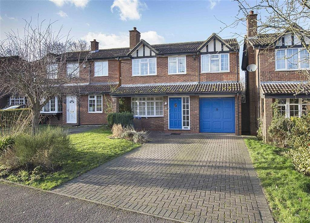 4 Bedrooms Detached House for sale in Baker Avenue, Broughton