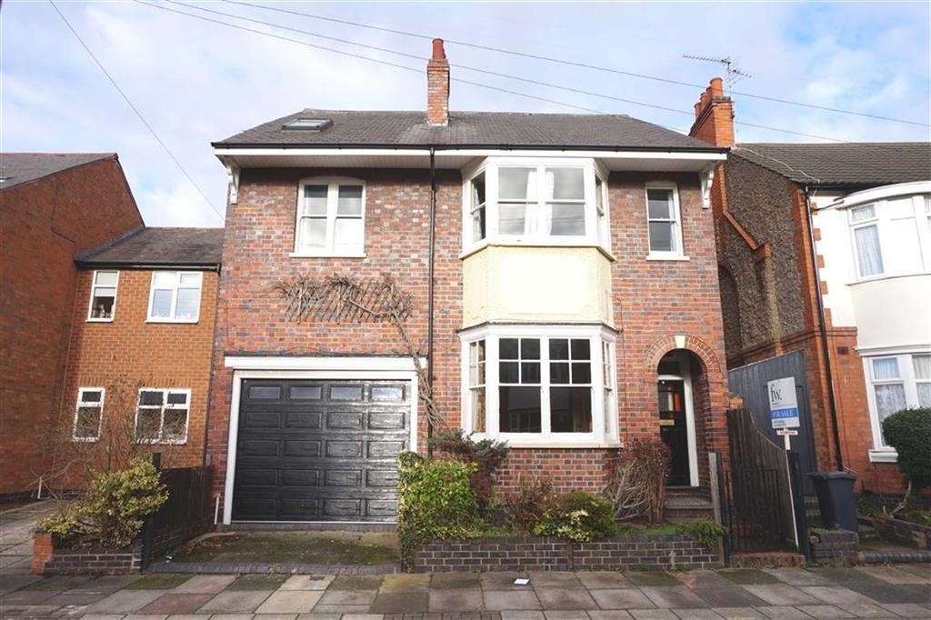 5 Bedrooms Detached House for sale in Greenhill Road, Clarendon Park, Leicester