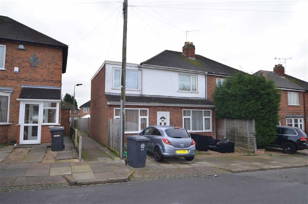 4 Bedrooms Semi Detached House for sale in Roydene Crescent, Anstey Lane