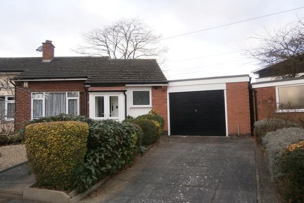 1 Bedroom Bungalow for sale in Brinsmead Road, Knighton, Leicester, LE2