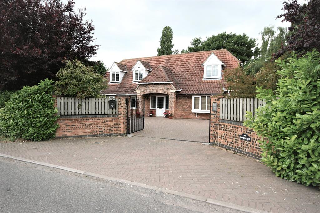 5 Bedrooms Detached House for sale in Drove Gate, Holbeach Drove, PE12