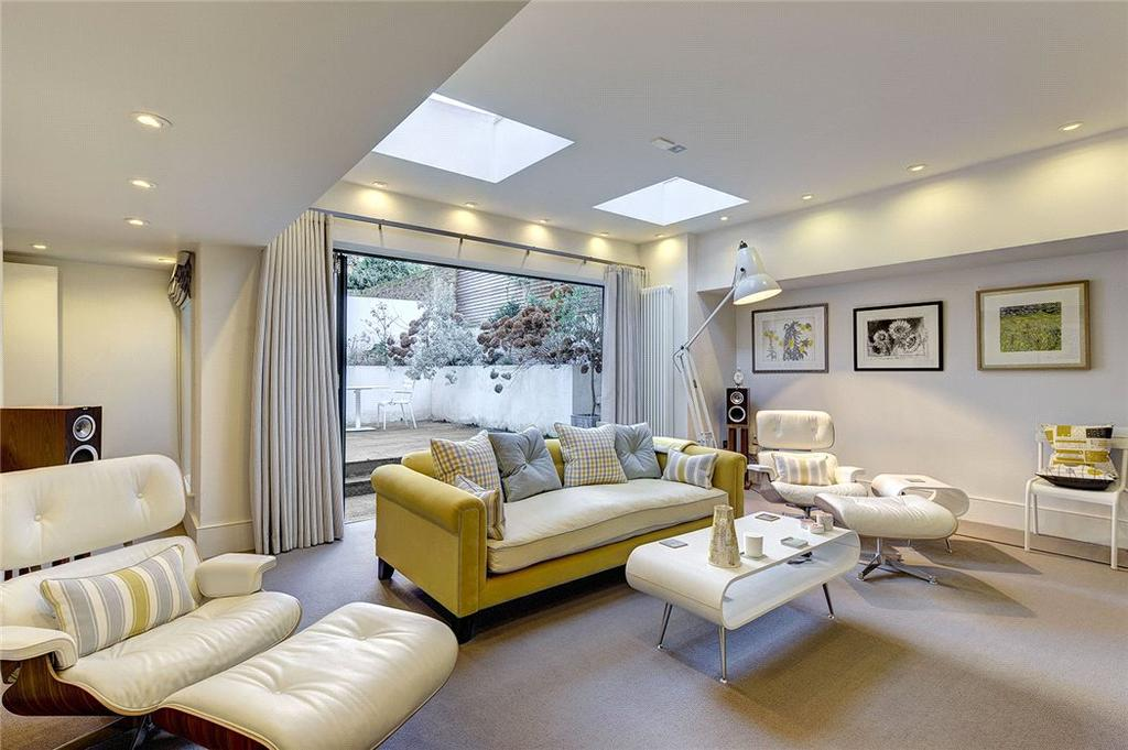5 Bedrooms Semi Detached House for sale in Needham Road, Notting Hill, London, W11